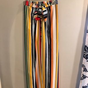 Flowy Long Dress Pants